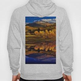Autumn Mountain Landscape Hoody