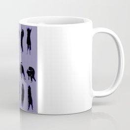 purple dancer Coffee Mug
