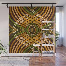 Citrus Twist Wall Mural