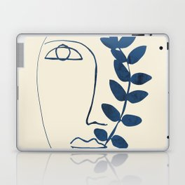 Abstract Face 5 Laptop & iPad Skin