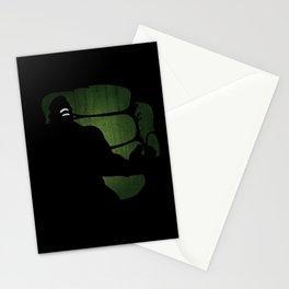 SuperHeroes Shadows : Hulk Stationery Cards