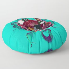 New Orleans Floor Pillow