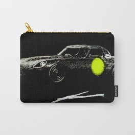 Jaguar sl yellow Carry-All Pouch