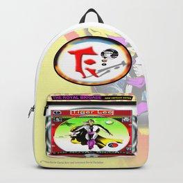 TIGER LEE ...logo Backpack