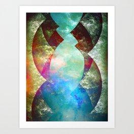 β Coronae Borealis Art Print