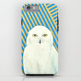 Chester the Owl iPhone Case