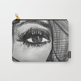 Eye (Be curious) Carry-All Pouch