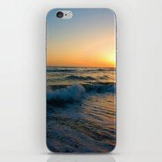 Ocean Sunset 4 iPhone & iPod Skin