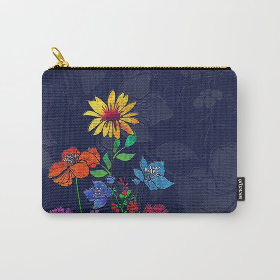 Flower Tales 6 Carry-All Pouch