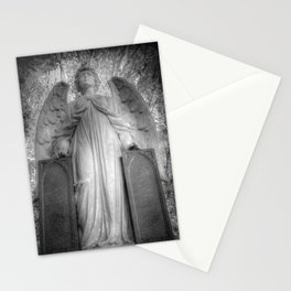 Angel Watching Over You Stationery Cards