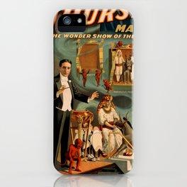 Thurston Magician iPhone Case