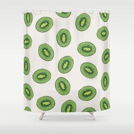 kiwi Shower Curtain