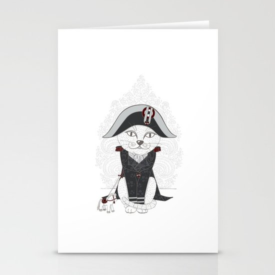 Napoleone Stationery Cards
