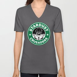 Starbucks Crusaders Unisex V-Neck