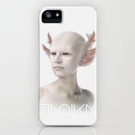 Troika zero-one iPhone Case