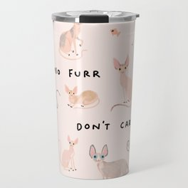 Sphyinx Cats Travel Mug