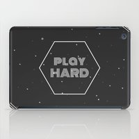 die hard iPad Cases featuring Play Hard by eARTh