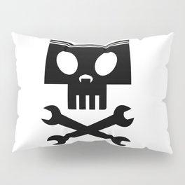 Piston cross wrenches Pillow Sham