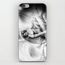 Angel of the Earth iPhone Skin