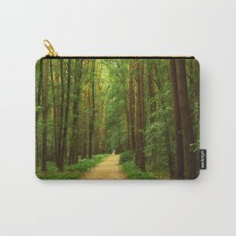Forest path Carry-All Pouch