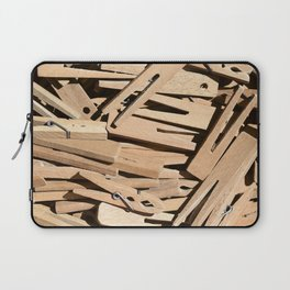 Clothespin Laptop Sleeve