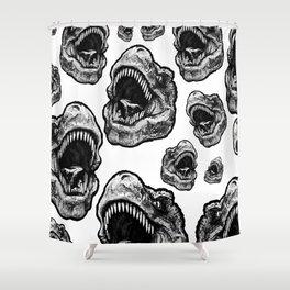 dimosaur15 Shower Curtain