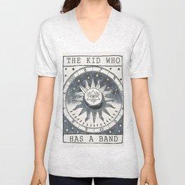 UO$ Band Kid Unisex V-Neck