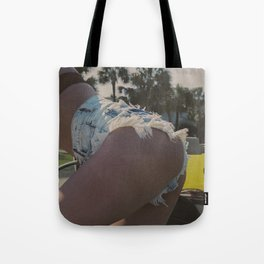 Back to the Beach Tote Bag