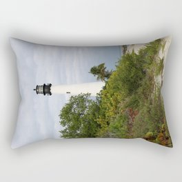 Bill Baggs - Cape Florida Light Rectangular Pillow