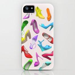 Juicy Shoes iPhone Case
