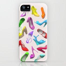 Juicy Shoes iPhone Case