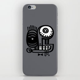 Of Course You Can Trust Me iPhone Skin