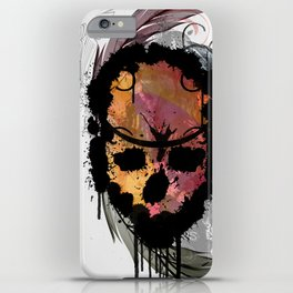 destroyed iPhone Case