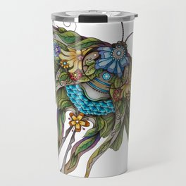 Botanical Butterfly No. 1 Travel Mug