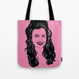 Nanny Fine Tote Bag