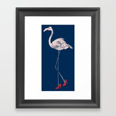 I'm Fabulous Framed Art Print