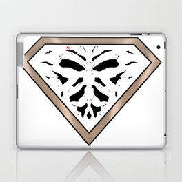 Rorschach - It Stands for Nope Laptop & iPad Skin