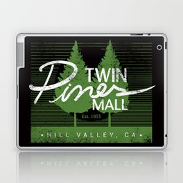 Twin Pines Mall Laptop & iPad Skin