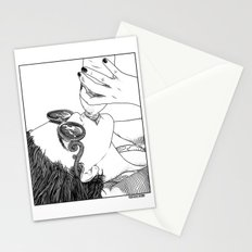 asc 510 - Sketchwork  Inspired by a picture of Liba Verner-Levy Stationery Cards