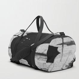 Meeting two hearts Duffle Bag