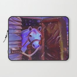 Cold Morning for Camarillo Laptop Sleeve