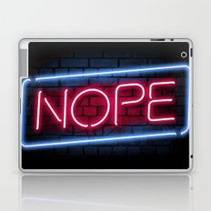 Nope Laptop & iPad Skin
