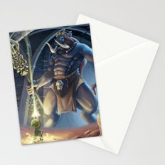 Final Boss Stationery Cards