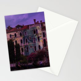 Psychedelic Botanicals in Venice Stationery Cards