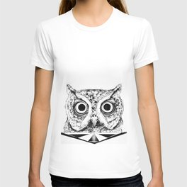 Lost Owl T-shirt