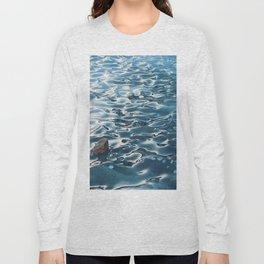 Frozen Waves Long Sleeve T-shirt