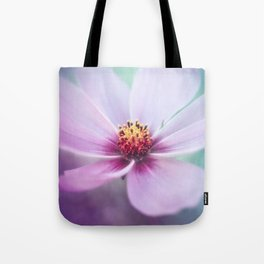 BEAUTY OF THE FOREST - PINK COSMEA FLOWER Tote Bag