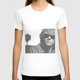 Jon Bon Jovi T-shirt