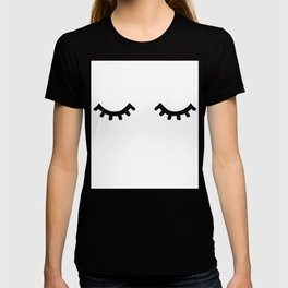 eyelashes T-shirt