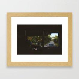 To See America. Framed Art Print